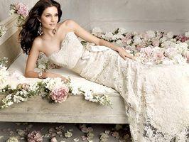 Comment choisir une robe de mariée Correctement