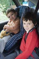 Quelle est la limite de poids pour les sièges de sécurité pour enfants?