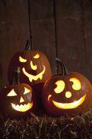 Bones Idées pour Carving Pumpkins