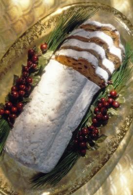 Différents types de gâteaux de Noël