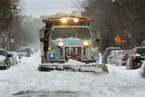 Comment faire Plows RC neige