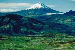 Comment les volcans et la tectonique des plaques Connected?