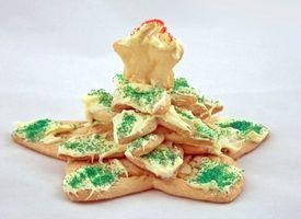 Cookie de Noël Idées d'emballage