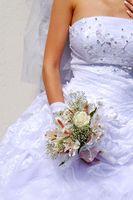 La planification d'un petit mariage bon marché