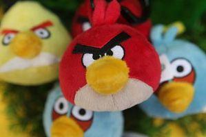"""Comment Frapper un oiseau volant """"Angry Birds"""""""