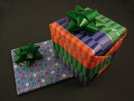 Comment faire cadeau d'anniversaire à la main pour moins de 10 $