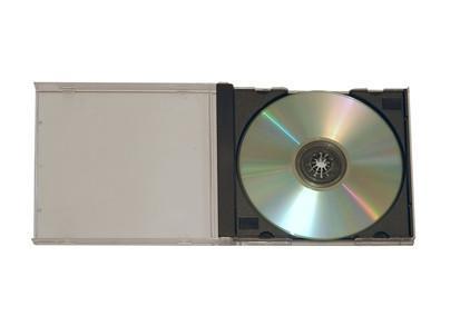 Comment faire un cas Insérez le CD