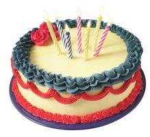 Comment décorer un gâteau d'anniversaire