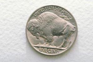 Comment nettoyer un 1916 Buffalo Nickel
