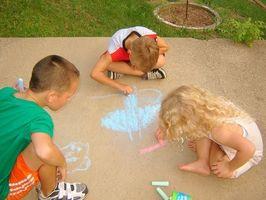 Party Game Ideas pour enfants