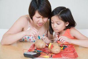 Comment Electrify une pomme de terre