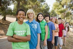 Scavenger Hunt Jeux pour les groupes de jeunes