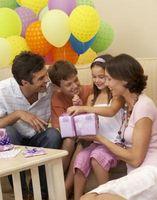 Idée de cadeau anniversaire pour enfants