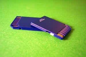 Comment formater les cartes mémoire SD pour une PS2