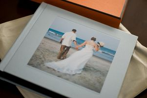 Do-It-Yourself: Albums de mariage