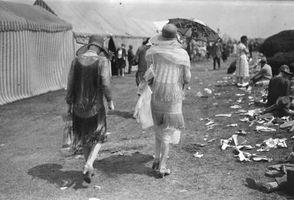 Robes de mariée dans les années 1920