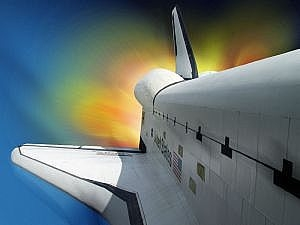 Comment suivre la navette spatiale