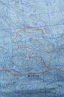 Comment assembler Cartes topographiques