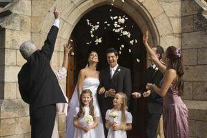 Comment faire pour utiliser des voeux de mariage enfants, y compris