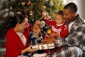 Cadeaux pour bébés et tout-petits