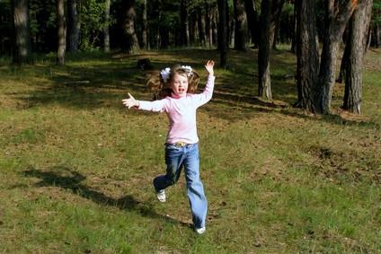 Jeux de plein air pour jouer avec les enfants âgés de 8 et Up