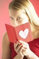 Comment faire pour envoyer la carte de Saint-Valentin