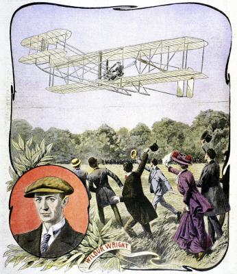 Qu'est-ce que les frères Wright faire pour la première Succsesful Avion?