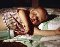 Comment faire Nap temps plus facile pour tout-petits