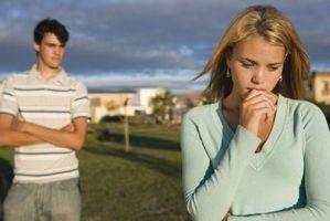 Les signes d'abus et façons de Turn It Around