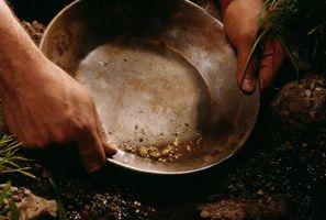 Comment repérer la poussière d'or