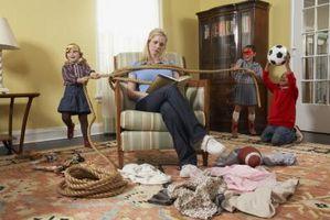Comment Décourager Comportements de recherche d'attention chez les enfants