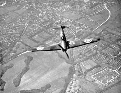 British Fighter Airplanes dans la Seconde Guerre mondiale