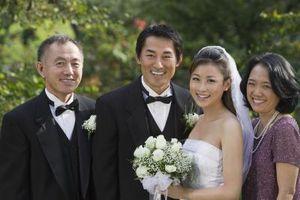 Coiffures de mariée coréenne