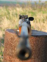 Idées Rifle trépieds Homemade