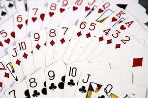 Comment compter les cartes dans Bridge