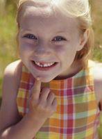 Comment tirer la dent d'un enfant