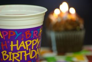 Choses à écrire dans Birthday Cards