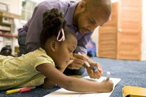 Comment les parents Simple affecter le mode de vie des enfants