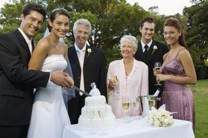 Liste des idées pour les groupes de mariage Posing