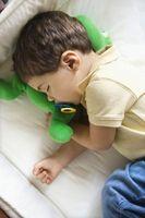 Comment faire face à un enfant qui a des rêves