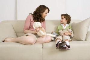 Parler Virtues communication avec les enfants
