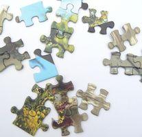 Comment faire pour les enfants Puzzles