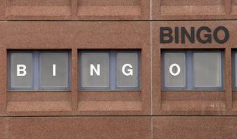 Jeux de vacances Bingo pour les enfants