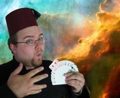 Comment faire un flotteur de carte dans votre main
