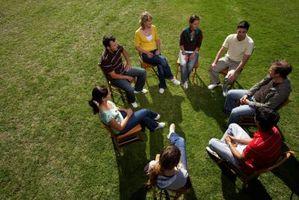 Similitudes et différences entre la famille et Counseling Groupe