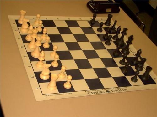 Comment se préparer pour un tournoi d'échecs