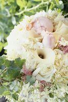 DIY Tissu Bouquet de mariée