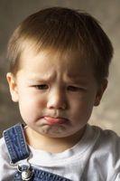 Comment calmer un enfant en colère