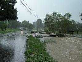 Quels sont les effets des inondations ont sur la vie?