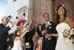 Comment calculer le nombre de clients qui se sont présentés à un mariage